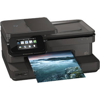 HP Photosmart 7520 Wireless Color e-All-In-One Inkjet Printer