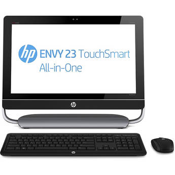 "HP ENVY 23-d030 TouchSmart 23"" All-in-One Desktop Computer"