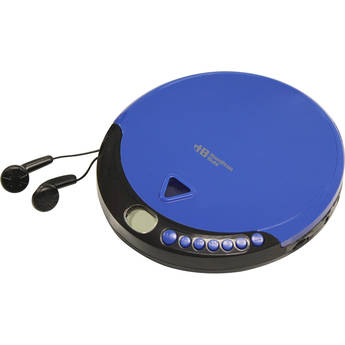 Hamilton Buhl HACX-114 Portable CD Player with 60 Second Anti-Shock Memory