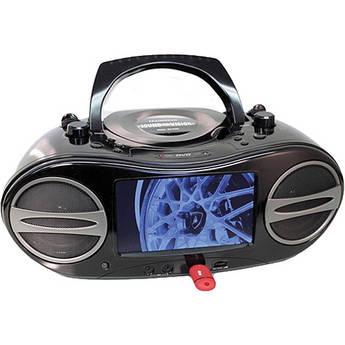 Hamilton Buhl MV-8920 Portable Video Boom Box