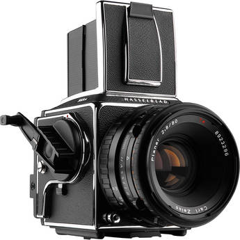 Hasselblad 503CW Camera Body (Chrome)