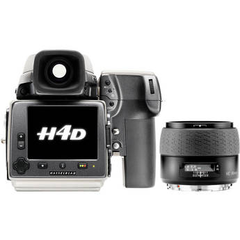 Hasselblad H4D-31 Medium Format DSLR Camera with 80mm f/2.8 HC Lens