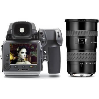 Hasselblad H4D-31 Medium Format DSLR Camera with 35-90mm f/4.0-5.6 HCD Lens