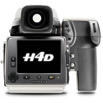 Hasselblad H4D-50 Medium Format DSLR Camera