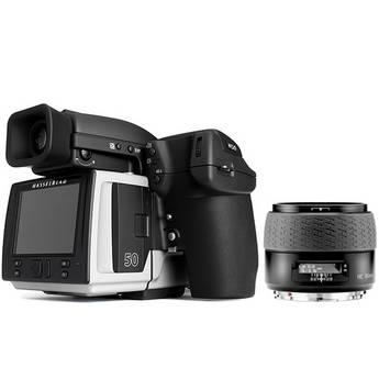 Hasselblad H5D-50 DSLR Medium Format DSLR Camera with 80mm f/2.8 HC AF Lens