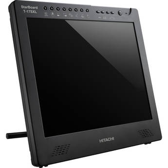"Hitachi T-17SXL 17"" StarBoard Interactive LCD Display"