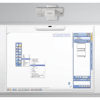 Hitachi Interactive Whiteboard LinkPAK-2 Bundle