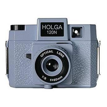 Holga 174-120  Holgawood 120N Medium Format Camera (Jawz)
