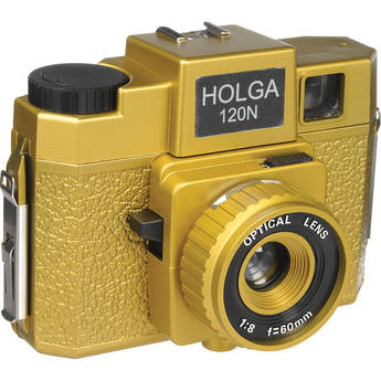 Holga 180-120  Holgawood 120N Medium Format Camera (Oscar)