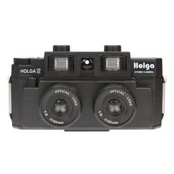 Holga 120-3D Stereo Camera