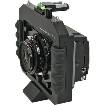 Horseman SW-D II Pro Camera w/ Hasselblad V Mount Back Adapter