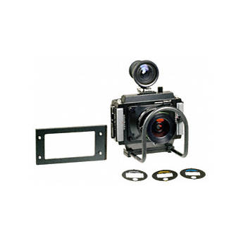 Horseman SW-612 Pro Medium Format Panorama Camera w/ 45mm Apo-Grandagon Lens & 6x12 Back