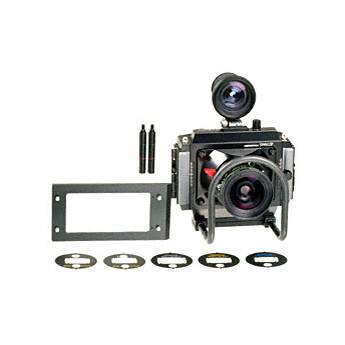 Horseman SW-612 Pro Medium Format Panorama Camera w/ 55mm Apo-Grandagon Lens & 6x12 Back