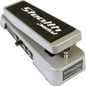 IK Multimedia StealthPedal - Audio Interface and Controller Foot Pedal