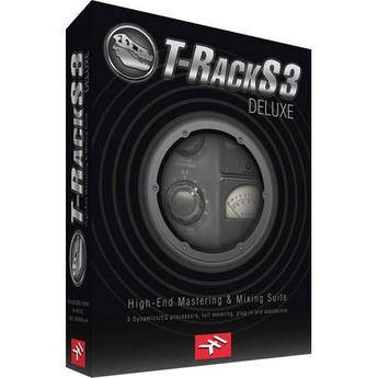IK Multimedia T-RackS 3 Deluxe  - Mastering and Mixing Plug-In Suite