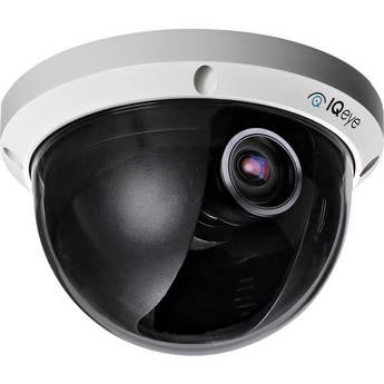 IQinVision IQA33NI-B5 IQeye Alliance-Pro H.264 MP IP Dome Camera