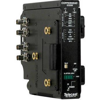 Ikegami Fiber Optic Camera Transceiver