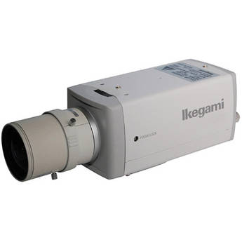 Ikegami ICD-809P High-Resolution True Day/Night Camera (PAL)