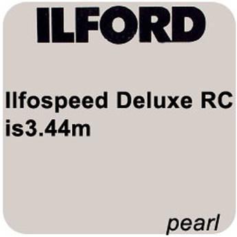 "Ilford ILFOSPEED RC DeLuxe Paper (44M Pearl, Grade 3, 9.4"" x 500'Roll)"
