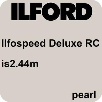 "Ilford ILFOSPEED RC DeLuxe Paper (44M Pearl, Grade 2, 10 x 10"", 100 Sheets)"