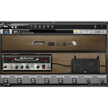 ILIO TH1-Triode - Custom Guitar Effects Suite