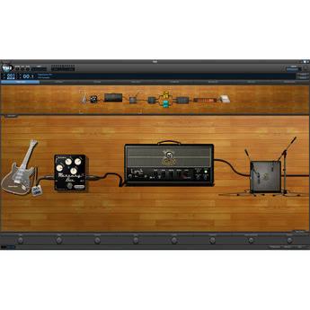 ILIO TH2 - 4th Generation Custom Guitar Effect Suite