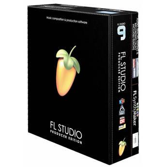 Image-Line FL Studio 9 Producer Edition - Virtual Studio - Educational Discount