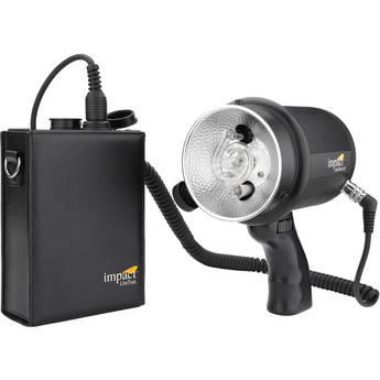 Impact LiteTrek 4.0 DC Monolight and Mini LiteTrek (LT) Battery Pack Kit
