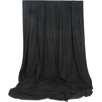 Impact Muslin Background - 10 x 12' (Black)