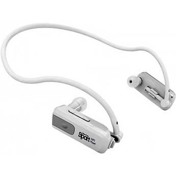 Impecca 4GB Wire Free Sports MP3 Player (White)