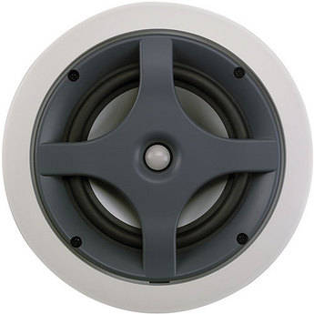"Infinity ERS 110II 6-1/2"" 2-Way Round In-Ceiling Speaker"