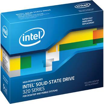 """Intel 300GB SSD 320 Series 2.5"""" SATA MLC Internal Drive"""
