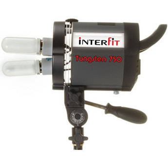 Interfit Stellar 750-X Tungsten Open Face Light (120-240VAC)