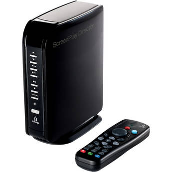 Iomega 2TB ScreenPlay Director HD Media Player