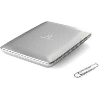 Iomega eGo Helium Portable Hard Drive (1TB)