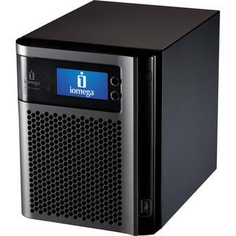 Iomega StorCenter PX4 300D 4TB Network Storage