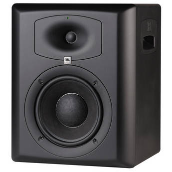 "JBL LSR6328P - 370W 8"" Bi-Amplified Two-Way Studio Monitor (Single)"