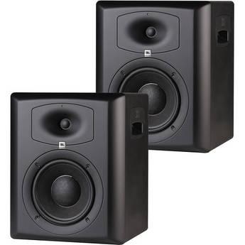 JBL LSR6328P Studio Monitor Pair & Room Calibration Kit