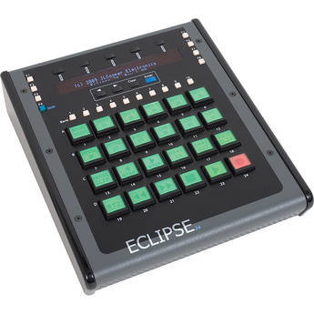 JLCooper Eclipse 24 Midnight Tactile Command Palette