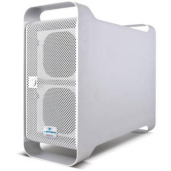 JMR Electronics SilverStor 10 Bay SAS/SATA JBOD/RAID Hard Drive Array (20 TB)