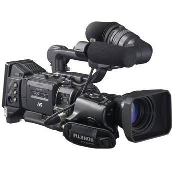 JVC GY-HD200UB Professional HDV Camcorder