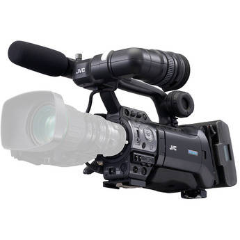 JVC GY-HM750 ProHD Compact Shoulder Camcorder (w/out Lens)