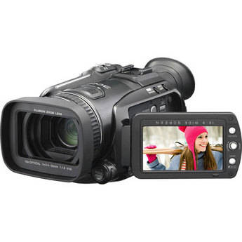 JVC GZ-HD7 Everio 60GB Hard Disk Drive HD Camcorder