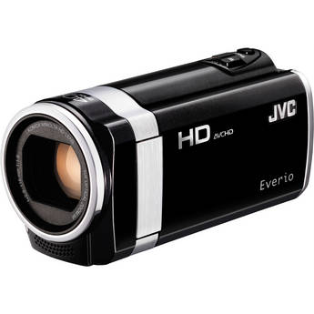 JVC GZ-HM650 HD Everio Camcorder