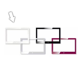 """JVC 32"""" LCD Bezel Kit (White)"""