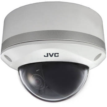 JVC Super Lolux Full HD Network Outdoor Dome Camera (1080p)