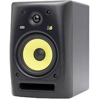 "KRK R6 6"" Two-Way Passive Nearfield Monitor"