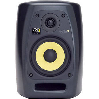 "KRK VXT6 - 90W 6"" Two-Way Active Studio Monitor (Single)"