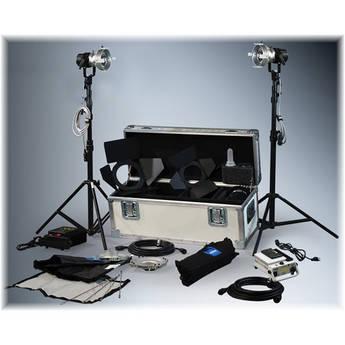 K 5600 Lighting Joker-Bug 200W HMI 1 Case Pair Kit (90-250VAC / 14.4-30V DC)