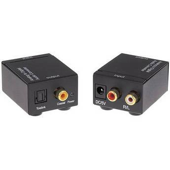 KanexPro Analog to Digital Audio Converter
